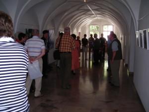 """Ausstellung """"Verbindungen"""", Rathaus Hindelang, 2010"""