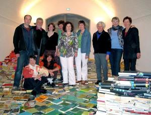 """Ausstellung """"Eigene Welten"""". Literaturhaus Immenstadt, 2010"""