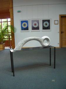 """Ausstellung """"INNEN - AUSSEN"""", Fiskina, Fischen, 2016"""