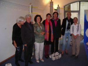 Künstlergruppe Eigenart.21, Literaturhaus Allgäu, 09.10.16